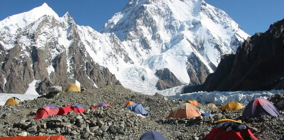 K2 Base Camp Trekking